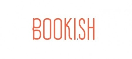 Bookish . Logoed #logo #typography