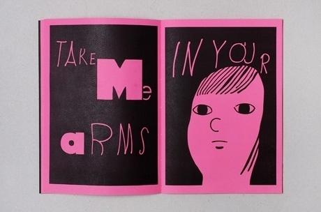 Duke Press   Yo You Youth #pink #print #book #black #illustration #type #magazine #typography