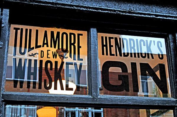 photo #woodcut #handlettering #prohibition #vintage #typography