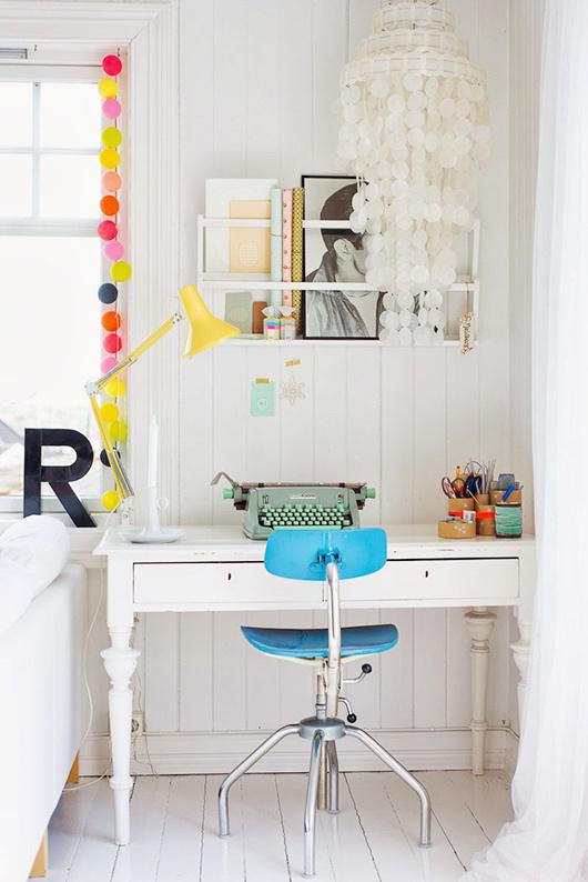 decorating with color / sfgirlbybay #interior #design #decor #deco #decoration