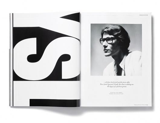 Plastique Magazine: Issue 3 « Studio8 Design #typography