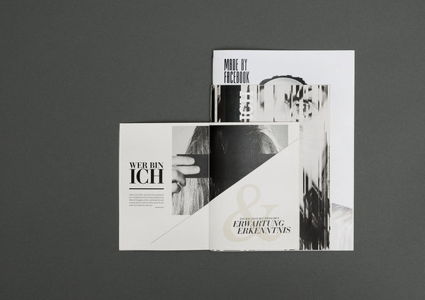 """Identity made by Facebook""   Slanted - Typo Weblog und Magazin #publication"