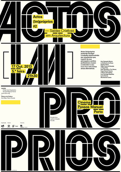 layout, type, poster, design