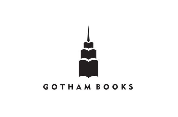 Gotham Books logo design by Eric Baker Design #logo
