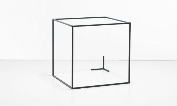 Cube + Corner, No. 1, Ron Gilad #square #cube