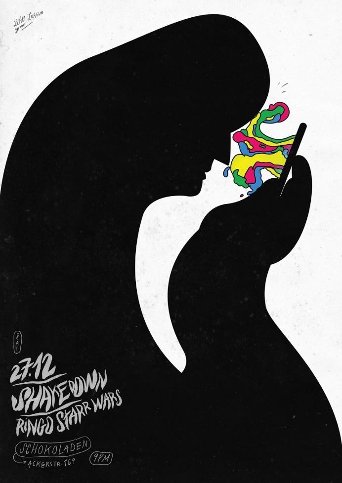 Shakedown, Little League Shows, Poster, 2014