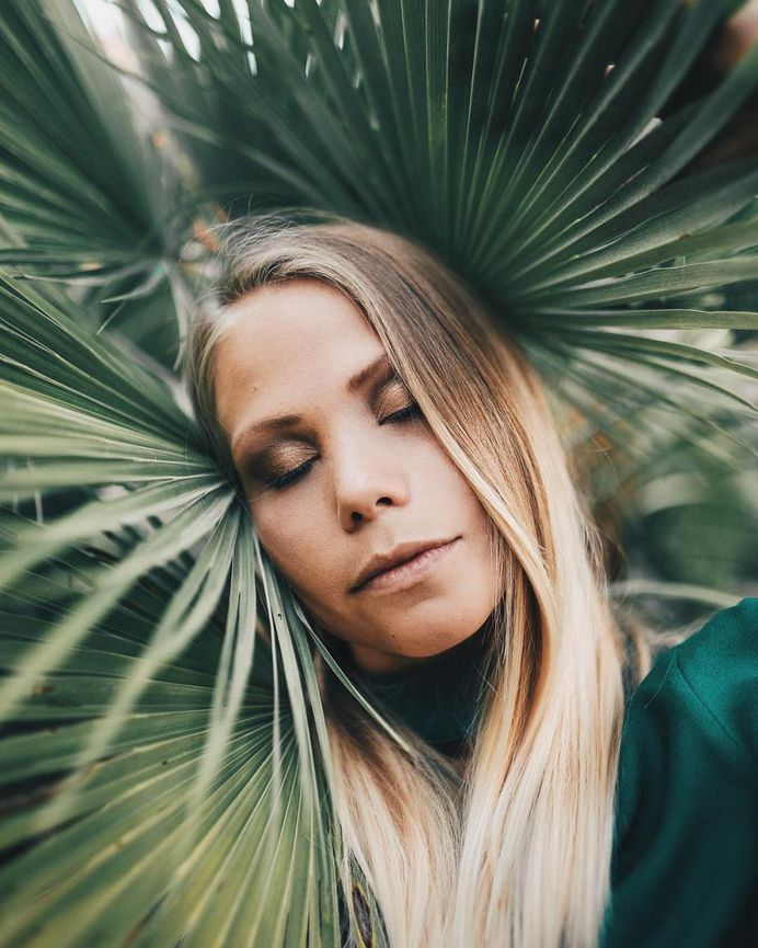 Fabulous Beauty and Lifestyle Portrait Photography by Wendy Jolivot