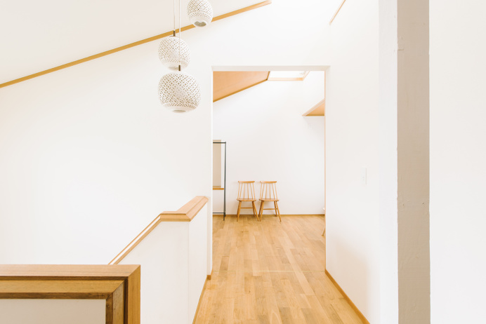 House in Ogikubo by SNARK