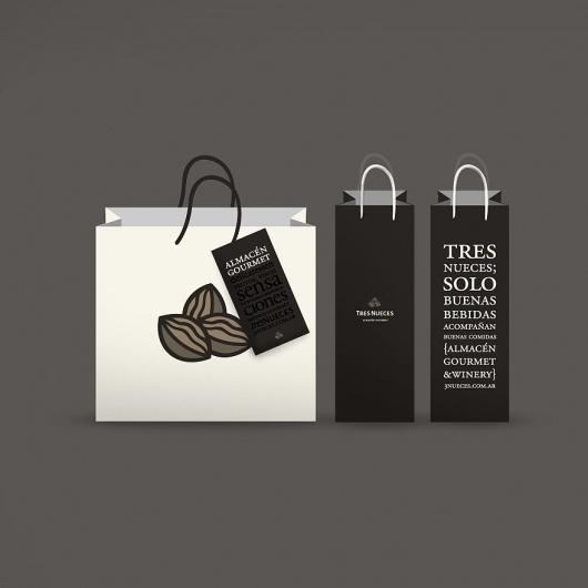 bolsas.jpg 880×880 pixels #packaging #gourmet #bags