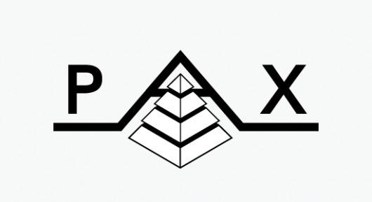k a t e m o r o s s / w o r k / PAX Brand Identity #logo #moross #pax #kate