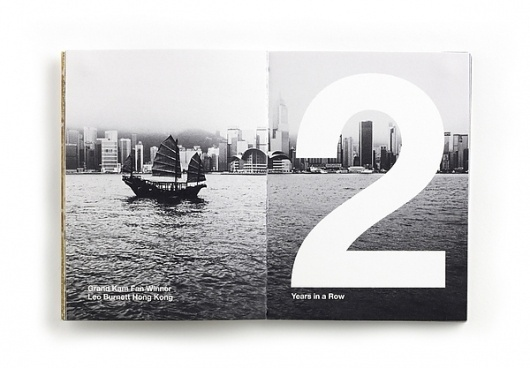 Page Layout by Nico Gibson #promotion #book #typography