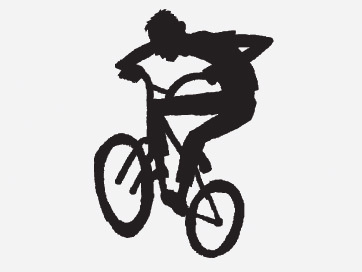 Bike #icon #cycling #illustration #bike #logo