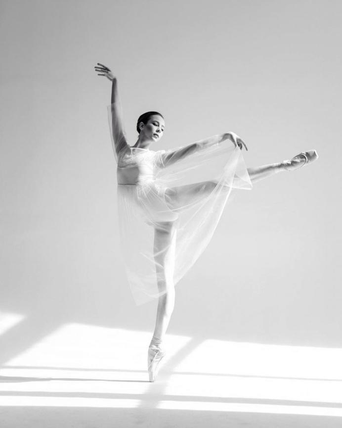 Breathtaking Portraits Of Ballet Dancers by Daria Chenikova