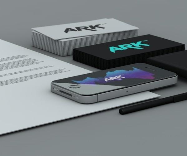 Rebrand - Arkuma #holyshit #business #branding #collateral #cards