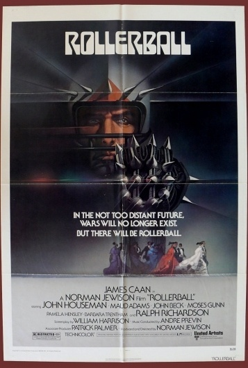 Google Image Result for http://www.rt1automile.com/paperposters/2009/Rollerball_Xlg.jpg #rollerball #peak #robert #poster