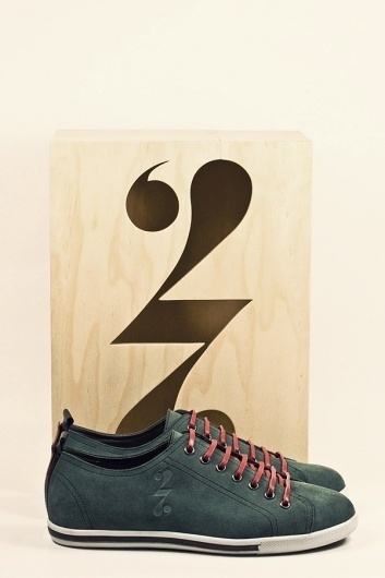 Sneaker/Shoe No.1 on the Behance Network #packaging #shoe #fashion