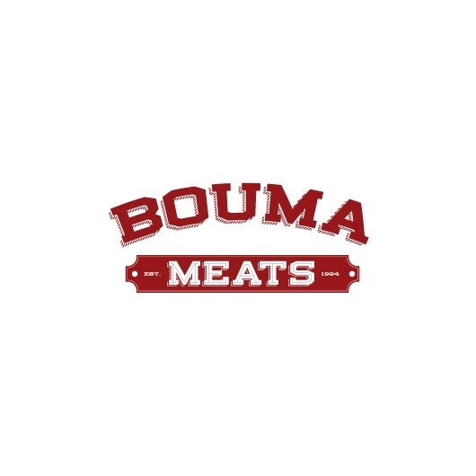 SPACE | CAMP - BOUMA MEATS #slab #logo #design #serif
