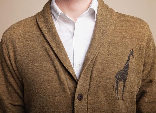 #fashion #giraffe #menswear #sweater