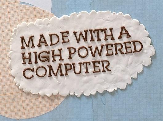 Hype Gallery | Happycentro #illustration #handmade #typography
