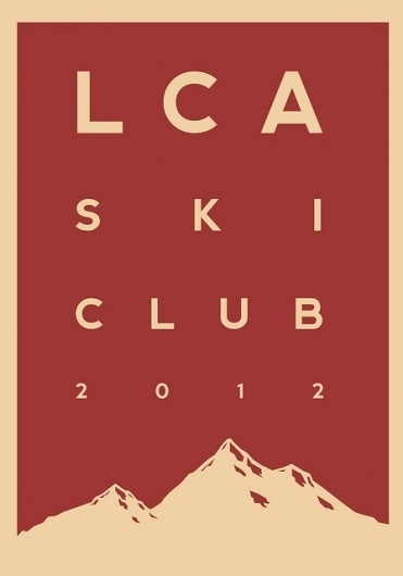 Flickr: alexmichalko2011's Photostream #mountains #poster #typography