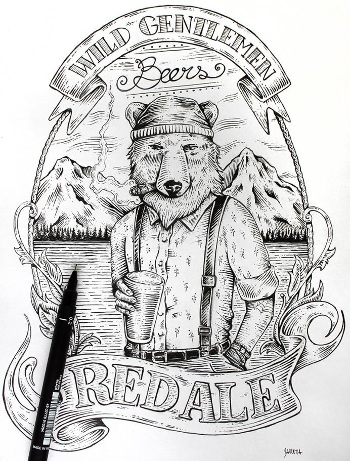 Wild Gentlemen – Red Ale