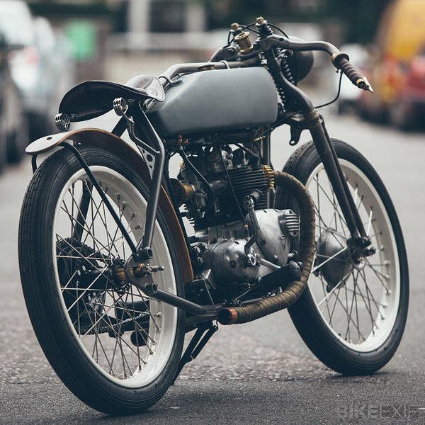 Triumph T100 SS #t100