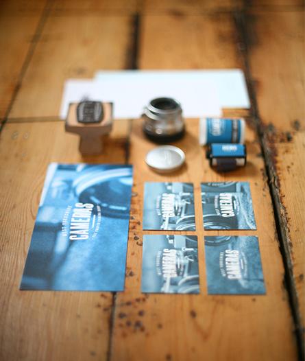 West Yorkshire Camera #invoice #branding #wood #slr #vintage #letterhead #business #identity #film #logo #pay #west #camera #shop #independent #yorkshire #lucas #heritage #card #jubb #leeds #lense
