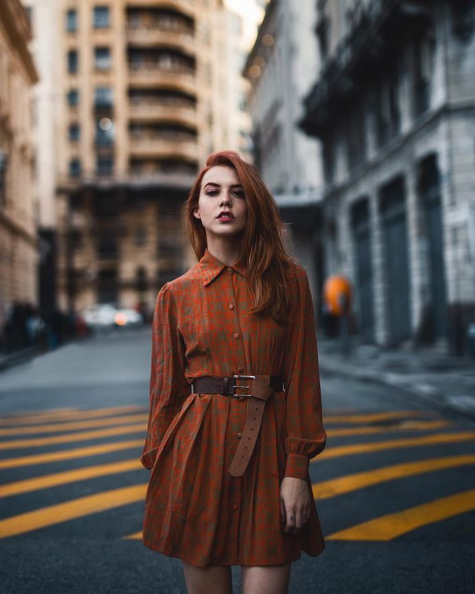 Marvelous Female Portrait Photography by Guilherme Rossi