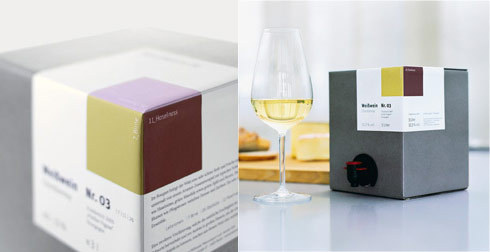 LINE Architecture / weblog » packaging #wine #package #boxed