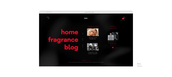 behance.net/gallery/54273837/Faiori #Webdesign #Interaction #Ui #Ux #Product #Fashion