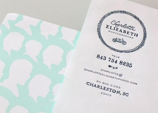 Charlotte Elizabeth Photographer : Lovely Stationery . Curating the very best of stationery design #card #personal