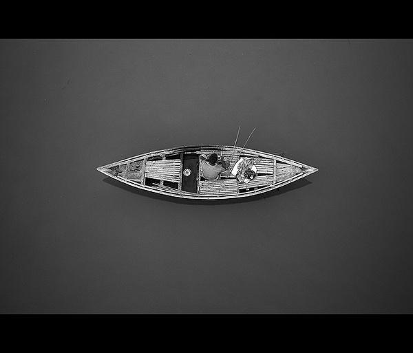 eye of the river JPG Photos #boat #art