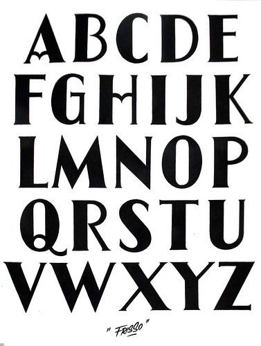 ...ÆØÅ by Frisso151 #typography