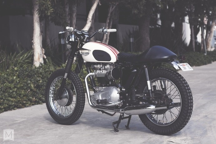 Filter – The Mighty Motor #triumph