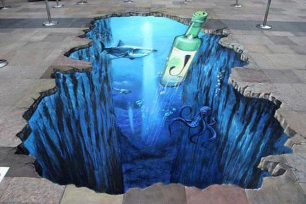 30 Examples of 3D Street Art #3d #art #street