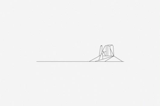 Rob Bailey #line #minimal