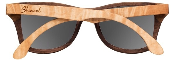Limited Canby / Two-Tone #glasses #wooden #canby #sunglasses #wood #shwood