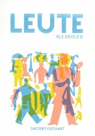 Blexbolex, Illustrator. Good. | Allan Peters #illustration #color #blexbolex