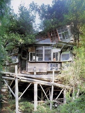 FFFFOUND!   OLD CHUM #house