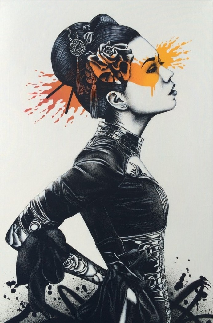 Awesome Street Art of Fin DAC #inspiration #art #street