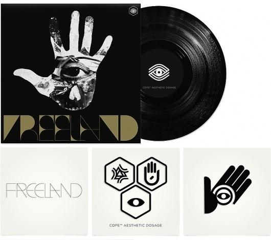 Freeland #logo #print #kdu #typography