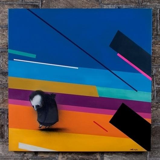 Vandalog – A Street Art Blog #colour