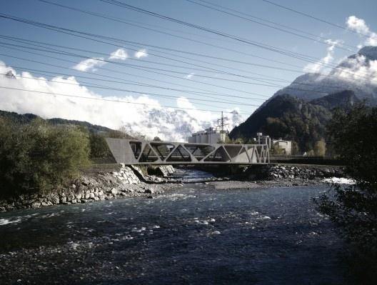 CJWHO ™ (Alfenz Bridge, Montafon, Austria   Marte Marte...) #austria #design #landscape #photography #architecture #bridge