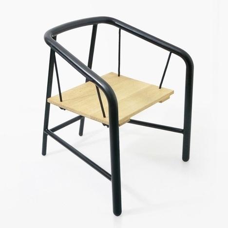 PortiqueArmchair by Florent Coirier #coirier #furniture #florent