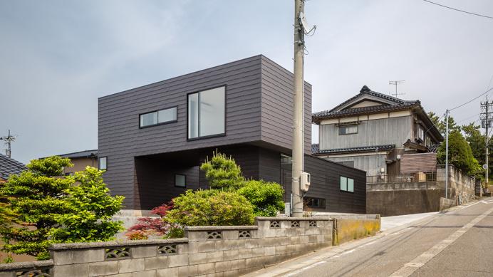 Residence in Sotohisumi