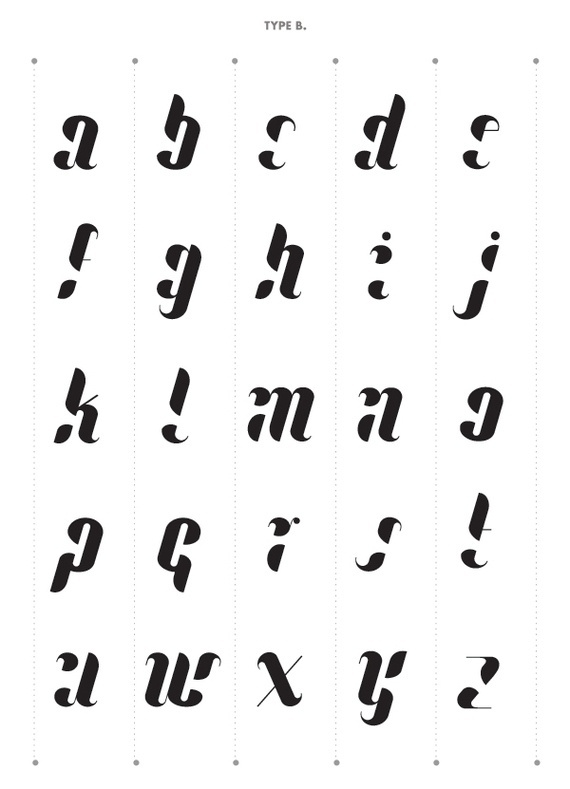 Lullaby Font on Typography Served #lullaby #typeface #typography