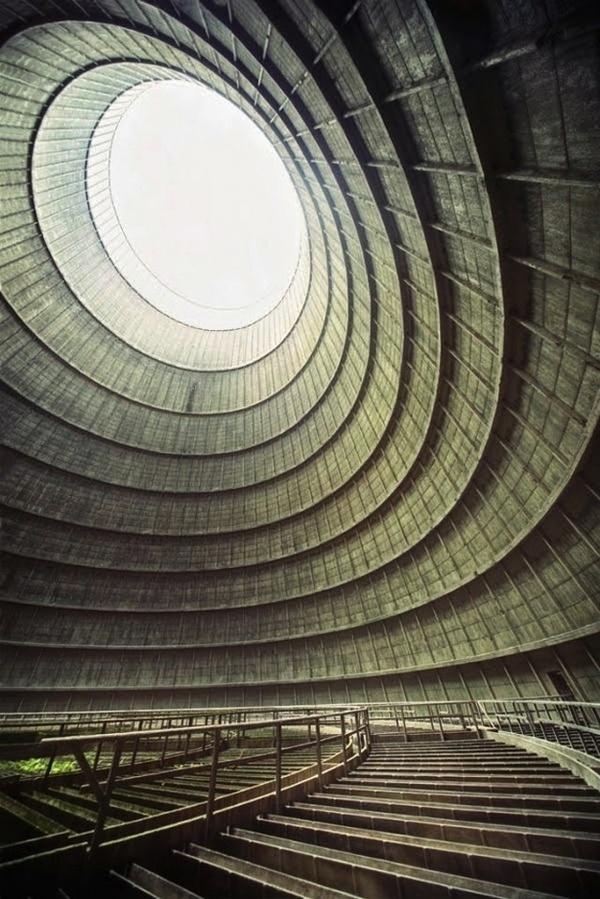 Source: flickr.com / via: i.imgur.com #abandon #place #photography #building
