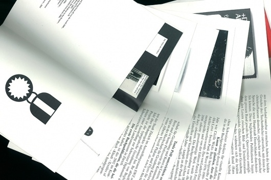 Prill-Vieceli, Booklet   Studio Reizundrisiko, Contemporary Graphic Design, Switzerland #50 #18 #bookdesigner #biding #most #beau #examples #vieceli #japanese #alberto #works