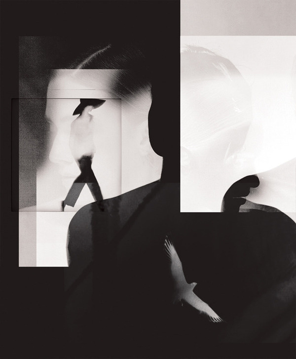 DISCONNECTED www.marinecrozel.com #print #photography #collage
