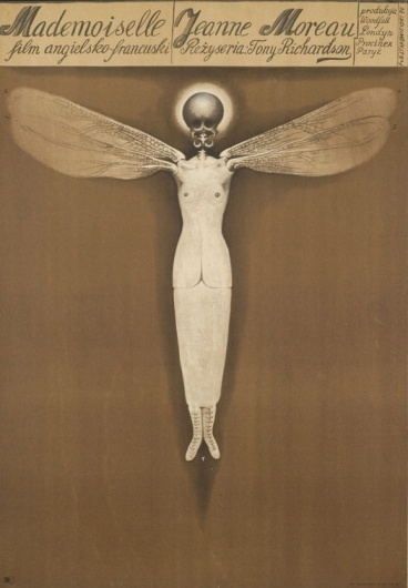 Rick Poynor: Starowieyski's Graphic Universe of Excess: Observers Room: Design Observer #starowieyski #illustration #poster